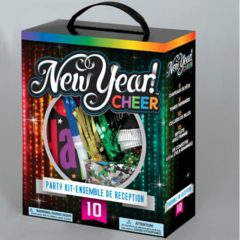 New Year Cheer Party Kit for 10