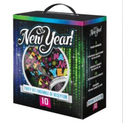 New Year's Eve Party Kit for 10
