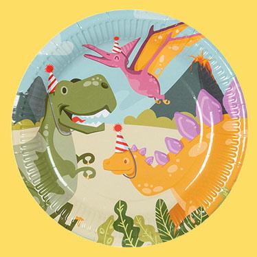 Dinosaur Fun Party Supplies